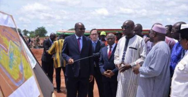 Wahgnion Gold Operations SA: 14e mine d'or en construction au Burkina à compter de 2018