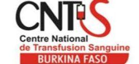 Centre National de Transfusion Sanguine(C.N.T.S) de Ouagadougou : une pénurie de sang de 2/3 en juillet 2019