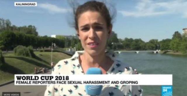 Les harcèlements dont souffrent les femmes journalistes sur le mondial
