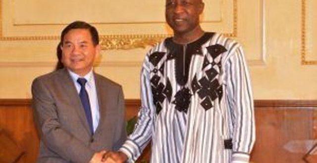 Une forte délégation de la Chine populaire bientôt au Burkina Faso