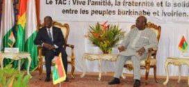 7eme Sommet du Traité d'Amitié et de Coopération Burkina-Côte d'Ivoire: du 23 au 27 Juillet 2018 à Yamoussoukro
