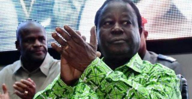 Côte d'Ivoire: le PDCI se retire des discussions pour un parti unifié RHDP