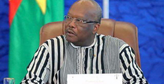 Attaque terroriste du 6 novembre 2019 dans la région Est du Burkina avec 38 morts : Message à la Nation du Président du Faso, Roch Marc Christian Kaboré