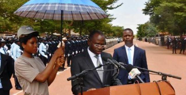 Ecole Nationale de Police du Burkina : La promotion 2018 « Défis Sécuritaire » prête à servir la nation.