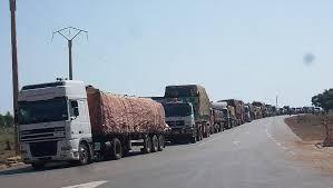 Commune de Ouagadougou: Les camions poids lourds doivent circuler désormais de 22 h à 05 h du matin.