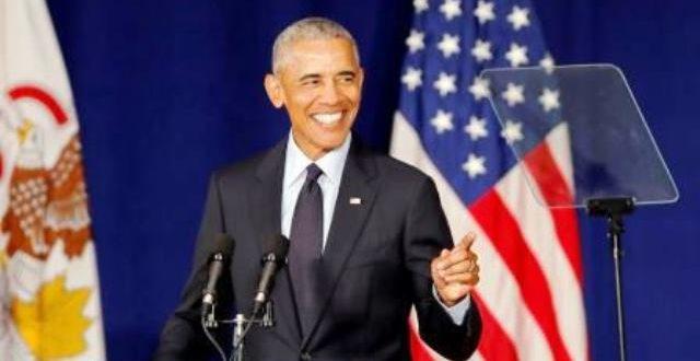 Etats-Unis: Barack Obama de retour dans l'arène politique