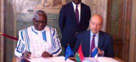 Coopération décentralisée: signature d'un nouveau plan d'actions entre les mairies de Bordeaux et Ouagadougou le 16 Octobre 2018
