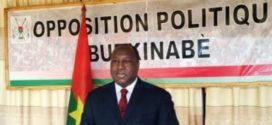 Attaque terroriste du 6 novembre 2019 à BOUNGOU: déclaration du Chef de l'opposition politique du Burkina