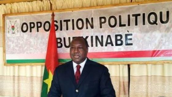 Message de nouvel an 2019 du chef de file de l'opposition burkinabè: appel pour un «forum des forces vives pour la paix et la réconciliation nationales»