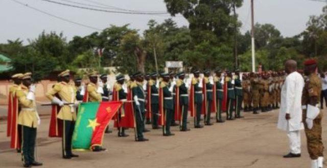 Armée burkinabè:le 58è anniversaire le 1er novembre 2018
