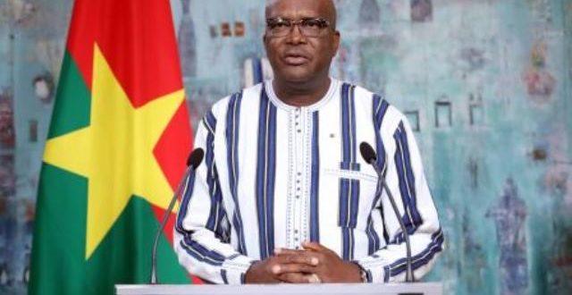 Burkina Faso:le message de nouvel an 2019 du président du Faso Roch Kaboré au peuple burkinabè