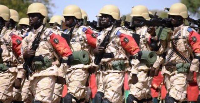 Burkina Faso: liste des 16 chefs militaires nommés le 7 Février 2019