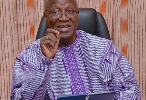Burkina Faso: rencontre entre le Premier ministre Christophe Dabiré et la classe politique en mars 2019