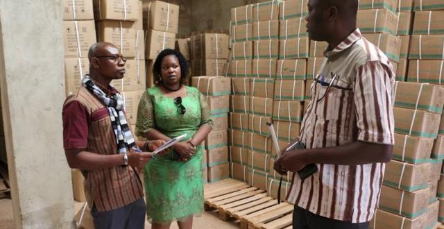 Fermeture de 02 entrepôts pharmaceutiques non-conformes au Burkina avec plus de 40 tonnes de produits