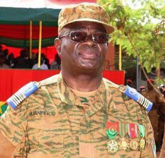 Burkina Faso: Le général de brigade Moïse Miningou nouveau chef d'Etat-major général des Armées