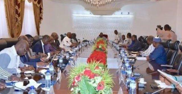 Conseil des ministres du 9 Janvier 2019:un décret portant réglementation générale de la commande publique au Burkina Faso.
