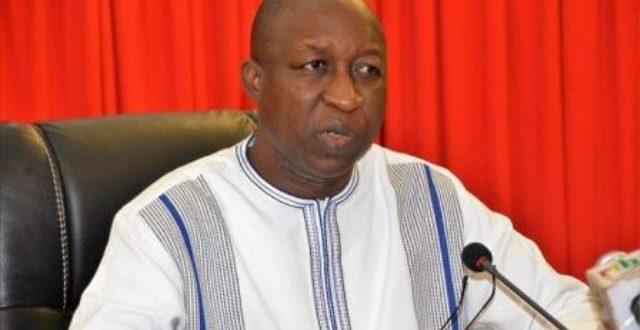 Paul Kaba THIEBA, Economiste, nommé Directeur général de la Caisse des dépôts et de consignations du Burkina Faso (CDC-BF).