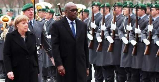 Le Président du Faso Roch Kaboré en visite d'amitié et de travail en Allemagne du 20 au 21 Février 2019