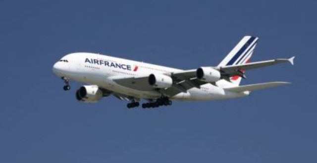 Panique à bord d'un A380 d'Air France après une panne en plein vol le 10 mars 2019