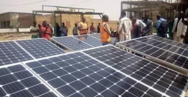 Burkina Faso: le coût du Back-up solaire va de 160 000 à 3 millions de F CFA