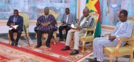 Siège du secrétariat permanent de la Zone de Libre Echange d'Afrique : le Ghana sollicite l'appui du président du Faso.
