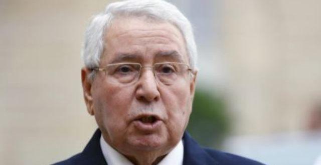 Algérie: Abdelkader Bensalah, l'ombre de Bouteflika en charge de l'intérim