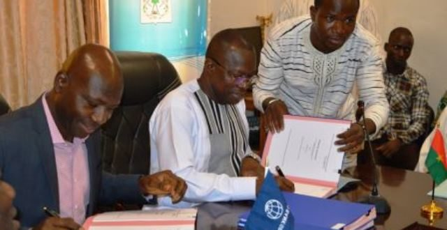 Coopération : La Banque Mondiale octroie environ 137 milliards de F CFA au Burkina Faso