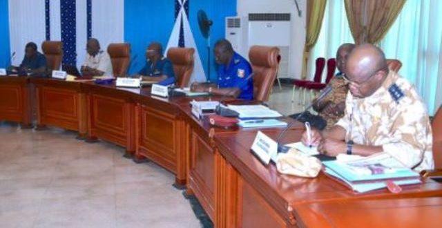 Le président Kaboré a présidé une réunion du Conseil supérieur de la Défense nationale le 11 Mai 2019