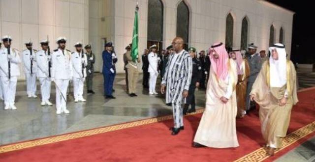 Sommet de l'OCI le 31 Mai et 1er Juin 2019 : le président du Faso à Djeddah Arabie Saoudite