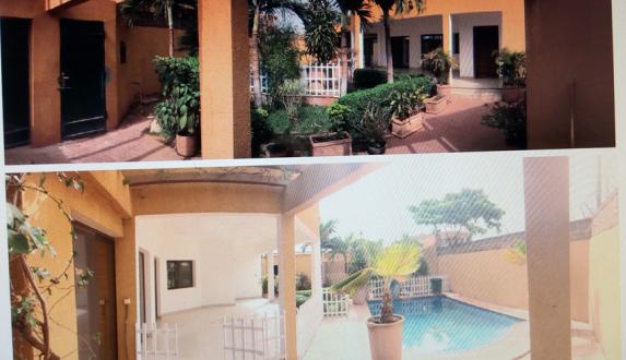 Villa entièrement équipée et meublée en location à Ouaga 2000(OUAGADOUGOU)
