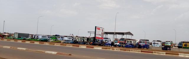 Gare routière Ouaga-inter: après le déguerpissement, le nouveau site d'accueil