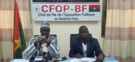 Concours 2019 de la Fonction publique du Burkina:l'opposition s'interroge sur l'intention du gouvernement de vouloir subtilement les annuler