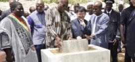 Coopération Chine-Burkina Faso: lancement des travaux de construction de 100 complexes scolaires  pour résorber les écoles sous-paillote au Burkina