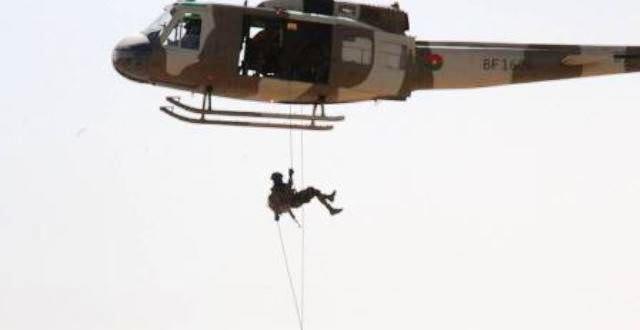 Nécessité de renforcement des moyens aériens de combat contre le terrorisme au Burkina Faso