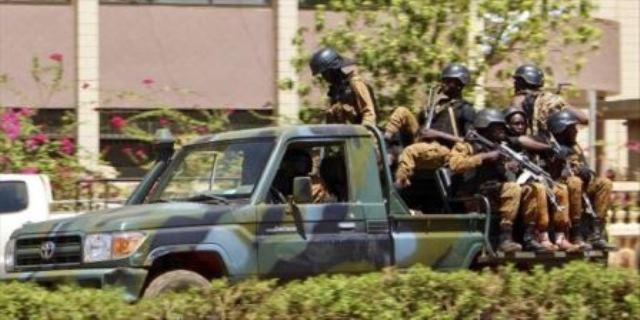 Un explosif a causé la mort de 6 militaires au Burkina le 17 janvier 2020