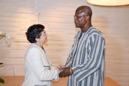 Commerce: Le Premier Ministre Dabiré plaide en faveur du textile made in Burkina sur le marché international