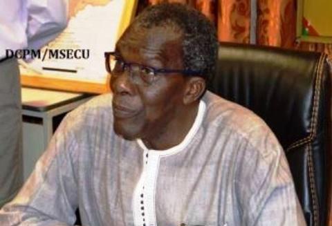 Lutte contre l'abus et le trafic de drogues au Burkina: message du ministre de la sécurité Ousséni Compaoré