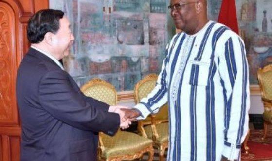 Une organisation d'interconnexion électrique mondiale a échangé avec le président du Faso sur les possibilités d'investir au Burkina