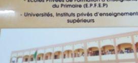 Burkina Faso: listes des écoles privées reconnues conformes aux normes règlementaires: préscolaires, primaires, secondaires, universités