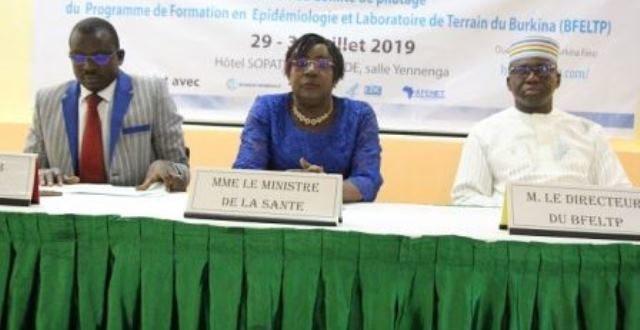 Programme de formation avancée en épidémiologie de terrain au Burkina Faso