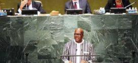 Le Président du Faso à la 74 è Assemblée générale de l'ONU du 22 au 27 septembre 2019