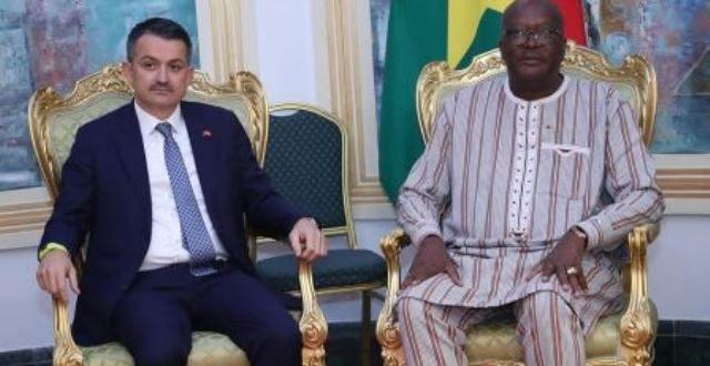 Coopération : la Turquie et le Burkina Faso veulent créer un climat propice à l'investissement et au commerce.