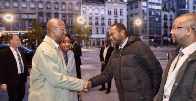 Le Premier ministre burkinabè Christophe Dabiré en Belgique du 2 au 7 Octobre 2019