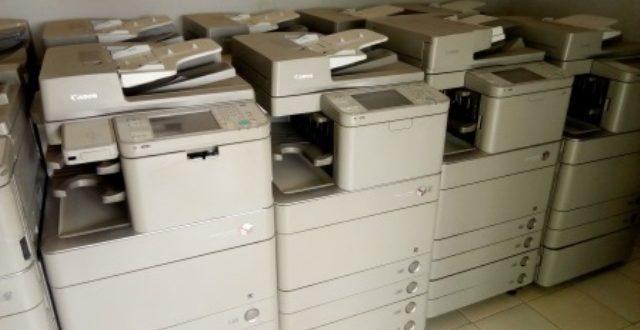 Des copieurs numériques performants chez GIBIMEX à Ouagadougou