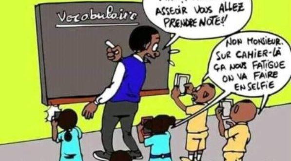 HUMOUR: quand le téléphone portable gâte les enfants et vice-versa !