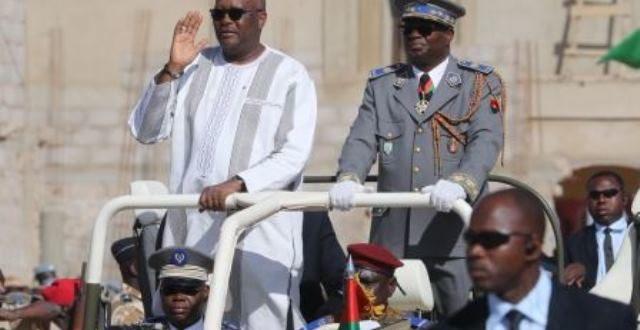 Fête de l'indépendance du Burkina le 11 décembre 2019: images du défilé civil et militaire du 59è anniversaire à Tenkodogo