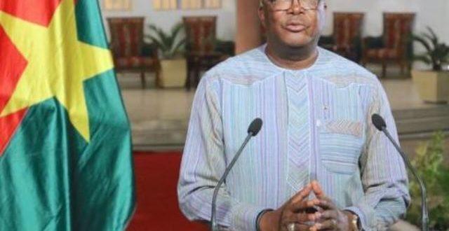 11 Décembre 2019,59è anniversaire d'indépendance du Burkina Faso: message à la nation du président Roch Marc Christian Kaboré
