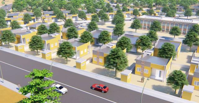 Burkina Faso: vœux 2020 de la société immobilière MOUN SARL