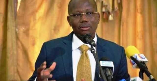 Enseignement primaire et secondaire du Burkina: message bilan du ministre Stanislas Ouaro