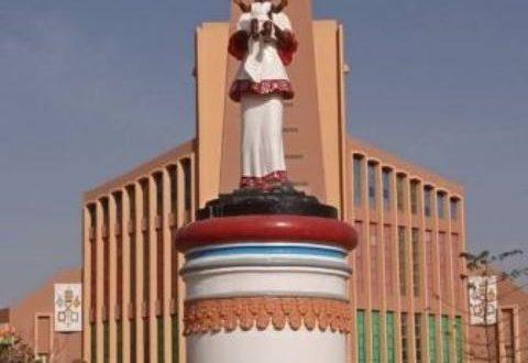 Programme des célébrations de l'Assomption 2020 au sanctuaire marial de YAGMA près de Ouagadougou